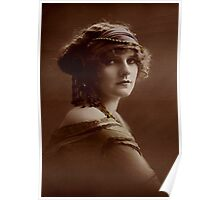 JWFrench Collection Vintage Range Emily Poster
