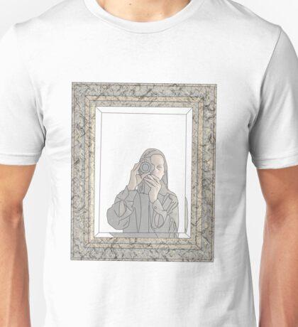 mirror photo  Unisex T-Shirt
