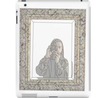mirror photo  iPad Case/Skin