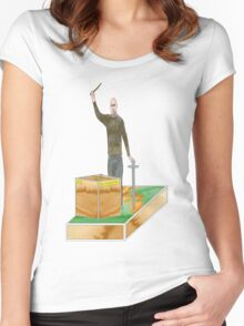 The Magician Women's Fitted Scoop T-Shirt