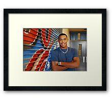 Addison Russell Framed Print