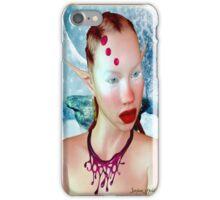 Enchanted Snow Elf iPhone Case/Skin
