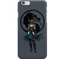 Kitana - Mortal Kombat X iPhone Case/Skin