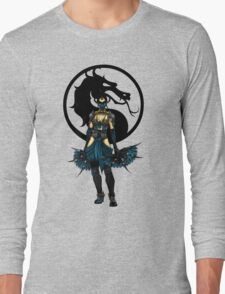Kitana - Mortal Kombat X Long Sleeve T-Shirt