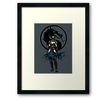 Kitana - Mortal Kombat X Framed Print