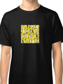 Yellow Penguin Potpourri Classic T-Shirt