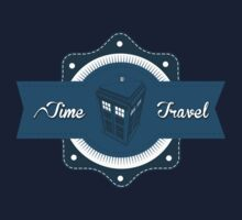 Time Travel by bomdesignz