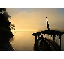Sunrise in the Peruvian Amazon Photographic Print