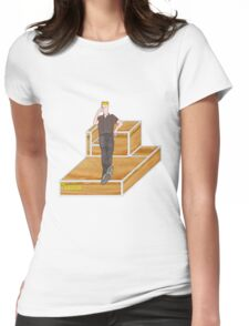 The Emperor Womens Fitted T-Shirt