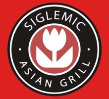 Siglemic's Hot Asian Grill (Larger Insignia) by folm