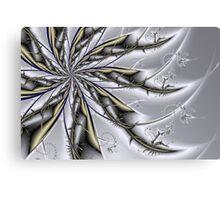Ice Blossom Canvas Print