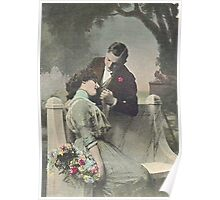 JWFrench Collection Vintage Range Married  Poster