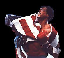 Rocky Balboa - The american dream by Kowalski71