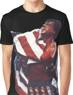 Rocky Balboa - The american dream Graphic T-Shirt