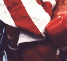 Rocky Balboa - The american dream Sticker