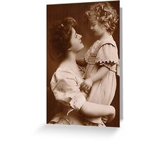 JWFrench Collection Vintage Range My Beautiful Daughter Greeting Card