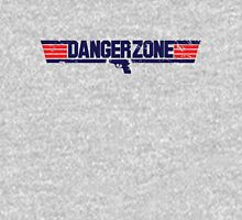 Danger Zone Womens Fitted T-Shirt