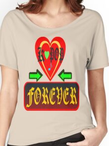 ㋡♥♫K-Pop Forever Splendiferous Clothes & Stickers♪♥㋡ Women's Relaxed Fit T-Shirt