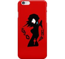 ۞»♥Gorgeous Goth Girl iPhone & iPod Casse♥«۞ iPhone Case/Skin