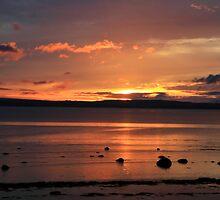 Enniscrone Sunset by Maybrick