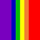 Rainbow Flag by buselikmakami