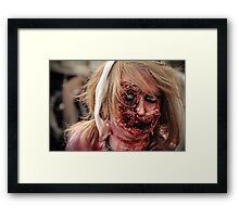 Good Girl Gone Bad Framed Print