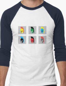 Colourful Spartans T-Shirt