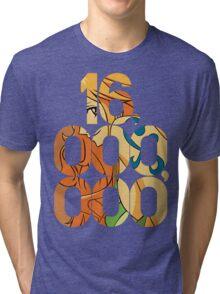 The Cat Burglar Tri-blend T-Shirt