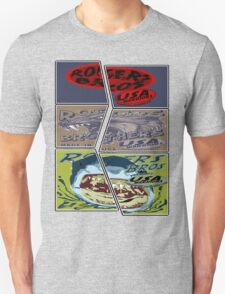 usa warriors collection by rogers bros Unisex T-Shirt