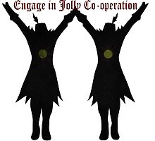 Jolly Co-Operation! by Miebk