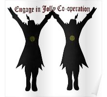 Jolly Co-Operation! Poster