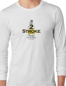 2 Stroke for men Long Sleeve T-Shirt