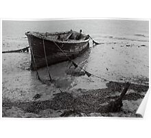 Orford Wreck Poster