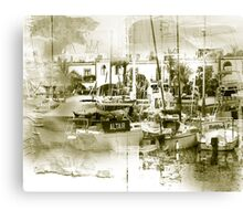 papersail Canvas Print