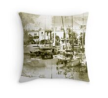 papersail Throw Pillow