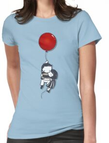 Grab On Womens Fitted T-Shirt
