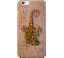 Gecko iPhone Case/Skin