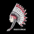 Injun Swag by jkaecustoms