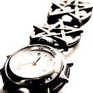 Pentagram Watch by Kim Slater