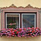 Windows of Lungau, Austria. by Lee d'Entremont