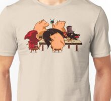 Dinner With Friends Unisex T-Shirt