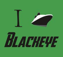 I Ship Blackeye! One Piece - Short Sleeve