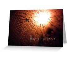 Happy Halloween - Greeting card Greeting Card
