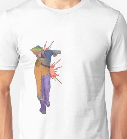 gunned down Unisex T-Shirt
