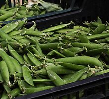 Pea Pods by brijo