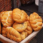 The fresh baked Rolls by brijo