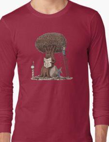 Just a Little Trim Long Sleeve T-Shirt