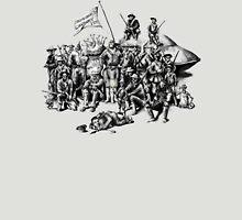 Martian Mounties Unisex T-Shirt