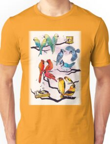 The Bird is the Word T-Shirt