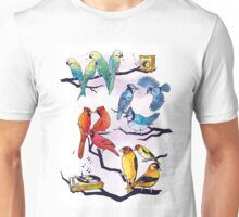 The Bird is the Word Unisex T-Shirt